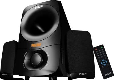 Philips MMS6060F/94 2.1 Channel Multimedia Speakers