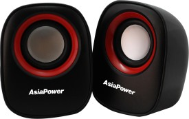 AsiaPower 450 USB Laptop Speakers