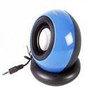 Jai Maa Enterprises 3 In 1 Bluetooth Speaker Memory Card,Pendrive,Mobile Mobile/Tablet Speaker (Blue, 2.1 Channel)