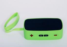 SOODO BEATZ MINI XF 403 Standard Wireless Mobile/Tablet Speaker (Multicolor, 1.1 Channel)
