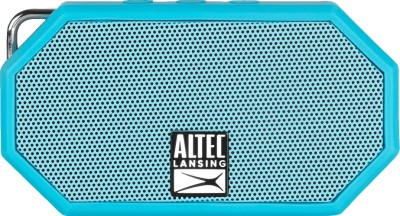 Altec Mini H2O (IMW257) Portable Bluetooth Mobile/Tablet Speaker (Blue, 1 Channel)