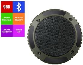 Frontech JIL-3906 Wireless Mobile/Tablet Speaker (Black, 2.1 Channel)