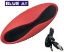 Blue Me BT 43 F Wireless Mobile/Tablet Speaker (Multicolor, 2.1 Channel)