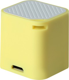 In Base Smart Box- Yellow for Huawei Honor 4A Wireless Mobile/Tablet Speaker