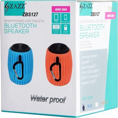 Zazz ZBS127 Bluetooth Speaker