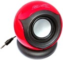 Ocean I HS656 Rechargeable Portable Mobile/Tablet Speaker (Red, 1.0 Channel)