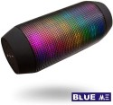 Blue Me Sonilex Drum Wired & Wireless Mobile/Tablet Speaker (Multicolour, 1 Channel Channel)