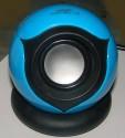 Terabyte TB-MS-0136 Wired Mobile/Tablet Speaker (Black, 1.0 Channel)