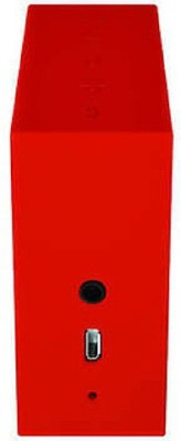 JBL GO Bluetooth Mobile/Tablet Speaker (Red, 1 Channel)