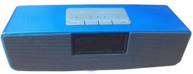 Clawin Beatz Sound Link Mini High Quality Wireless Mobile/Tablet Speaker (Blue, 1 Channel)