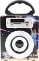 Accore Kbq-07 Wireless Mobile/Tablet Speaker (Multicolor, 2.1 Channel)