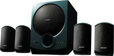 Sony SA - D10 4.1 Multimedia Speakers