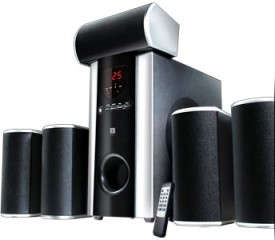 iBall Booster 5.1 Multimedia Speaker