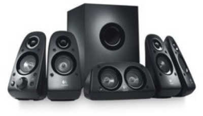 Logitech Z506 5.1 Multimedia Speakers at Rs 6622 Only - Extra 10% Off