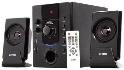 Intex IT  285 Suf Multimedia Speakers Black, 10.2 Channel available at Flipkart for Rs.2450