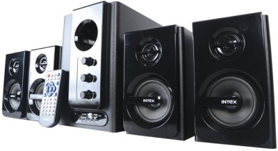 Intex IT 2675 Suf Multimedia Speakers Black, 2.1 Channel available at Flipkart for Rs.2800