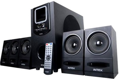 Intex IT 4200 Suf Laptop Speaker Black, 2.1 Channel available at Flipkart for Rs.4499