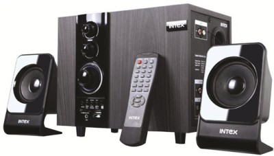 Intex IT 222 Suf Home Audio Speaker Black, 2.1 Channel available at Flipkart for Rs.1990