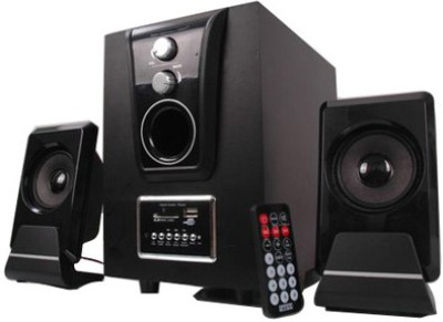 Intex IT 2425D SUF 2.1 Multimedia Speakers 2.1 Channel available at Flipkart for Rs.2999