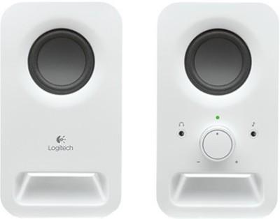 Get best deal for Logitech Z150 Mulimedia Speaker Black & White at Compare Hatke