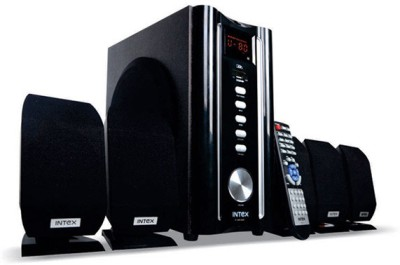 Intex IT 465 Suf Multimedia Speakers Black, 13.33 Channel available at Flipkart for Rs.4289