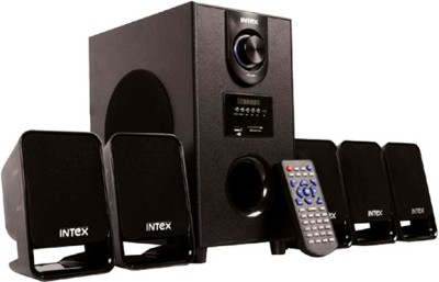Intex IT 500 Suf Multimedia Speakers Black, 2.1 Channel available at Flipkart for Rs.3190