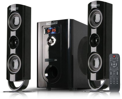 Mitashi HT-97BT 2.1 Channel Bluetooth Speakers