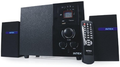 Intex IT 223 Suf Bl Multimedia Speakers Black, 10.16 Channel available at Flipkart for Rs.2299