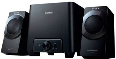 Buy Sony SRS - D4 Multimedia Speakers: Speaker