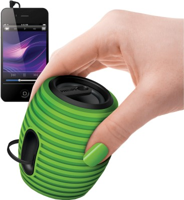 Philips SBA3011GRN/00 Mobile/Tablet Speaker