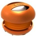 Bling 00-03 Wireless Home Audio Speaker (Orange, Single Unit Channel)