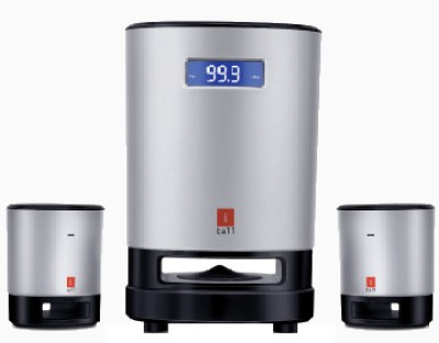 iBall Marvello 2.1 Multimedia Speaker