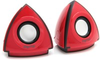 DigiFlip PS011 HQ Treble Wired Mini USB 2.0 Speakers: Speaker