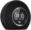 JBL Horizon Bluetooth Clock Radio Portable With USB Charging And Ambient Light Wired & Wireless (Black, Single Unit Channel)