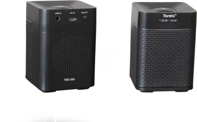 Toreto Twins TBS305 Wireless Speaker