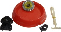 Toyzstation Wild Top Metal Battle SGTD With Stadium (Yellow, Red)