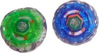 Toyzstation Tornado Metal Fusion 4D Battle Blade With Stadium (Green, Blue)