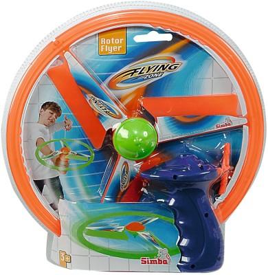 Simba Flying Zone Rotor Flyer (Orange)