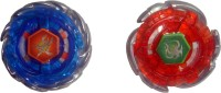 Toyzstation Tornado Metal Fusion 4D Battle Blade With Stadium (Blue, Red)