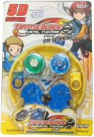 New Pinch 5D System Battle Blade Metal Fighter Fury Beyblade Stadium (Multicolor)