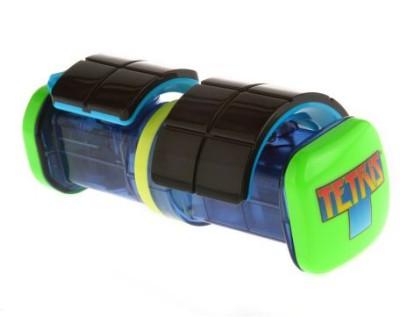 Tetris Spinning & Press n Launch Toys Tetris Bop It Game