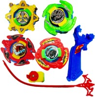 Smart Picks Super Top 4 Bladers (Multicolor)