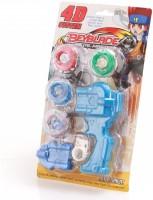 New Pinch BeyBlade 4 Pcs Set(Multicolor) (Multicolor)