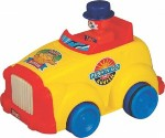 United Agencies Spinning & Press n Launch Toys United Agencies Deo Push n Go Baby Austin Car