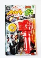 Ruppiee Shoppiee Top Speed Go Beyblade (Multicolor)