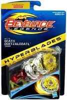 Funskool Beyblade Legends Hyperblades Bb 119 Death Quetzalcoatl 125 Rdf Top (Multicolor)