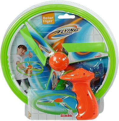 Simba Flying Zone Rotor Flyer (Green)