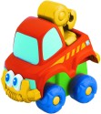 B Kids Press N Go Tow Truck - Multicolor