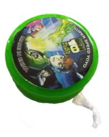 Switch Control Ben 10 Yoyo With Light (Green)
