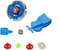 Krypton New Style Super Top Beyblade (Multicolor)